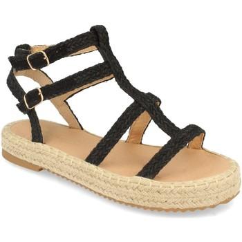 Chaussures Femme Sandales et Nu-pieds Tephani TF2233 Negro