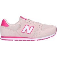 Chaussures Fille Multisport New Balance YC373SPW Rosa
