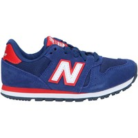 Chaussures Enfant Multisport New Balance YC373SNW Azul