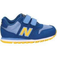 Chaussures Enfant Multisport New Balance IV500TPL Azul