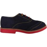 Chaussures Garçon Derbies & Richelieu Cheiw 47041 Azul