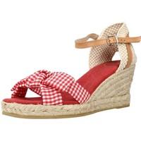 Chaussures Femme Espadrilles Toni Pons CARINA VH Rouge