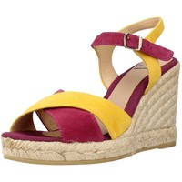 Chaussures Femme Espadrilles Toni Pons MAR A Rouge