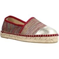 Chaussures Femme Espadrilles Toni Pons RONDA S Rouge