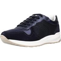 Chaussures Femme Baskets basses Geox D AIRELL Bleu