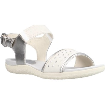 Chaussures Femme Sandales et Nu-pieds Geox D SANDAL VEGA Beige