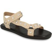 Chaussures Femme Sandales et Nu-pieds Buonarotti 1DB-1148 Beige