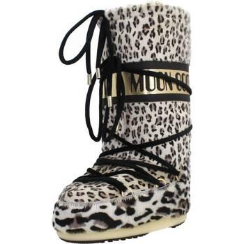 Chaussures Femme Bottes de neige Moon Boot 14026200 001 Multicolore