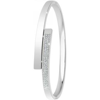 Montres & Bijoux Femme Bracelets Sc Crystal B2532-ARGENT Argenté