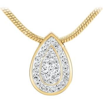 Montres & Bijoux Femme Colliers / Sautoirs Sc Crystal B2537-DORE Doré