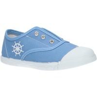 Chaussures Garçon Tennis Cotton Club CC0001 Azul