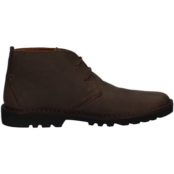 Chaussures Homme Boots Wild Land VAKARI MARRON