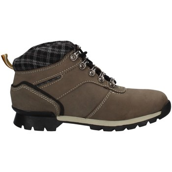 Chaussures Femme Boots Wild Land FOREST D GRIS