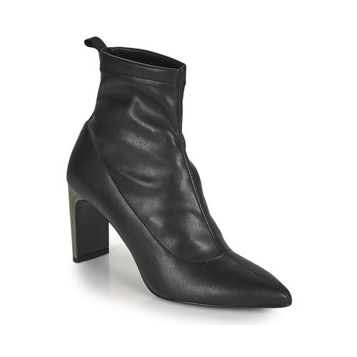 Chaussures Femme Bottines JB Martin 2DEBSIE noir