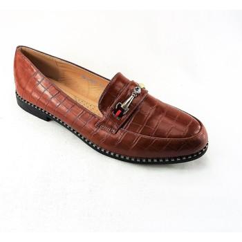Chaussures Femme Mocassins Cink-me DMLU01ACAMEL CAMEL