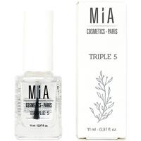 Beauté Femme Vernis à ongles Mia Cosmetics Paris Triple 5 Tratamiento Uñas  11 ml