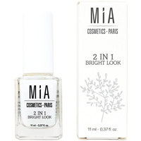 Beauté Femme Vernis à ongles Mia Cosmetics Paris 2 In 1 Bright Look Traitement Uñas