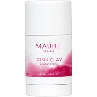Beauté Femme Masques & gommages Maûbe Pink Clay Mask Stick  25 ml
