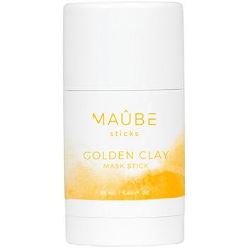 Beauté Femme Masques & gommages Maûbe Golden Clay Mask Stick  25 ml