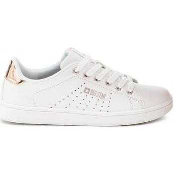 Chaussures Femme Baskets basses Big Star DD274583 Blanc