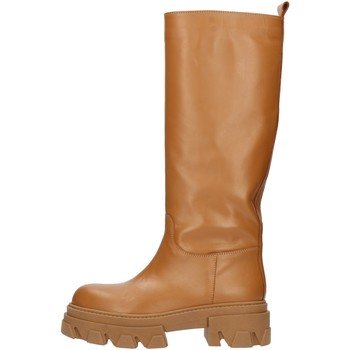 Chaussures Femme Bottes ville Made In Italia CAPITAL01 Cuir
