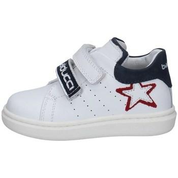 Chaussures Garçon Baskets basses Balducci MSP3600 BLANC