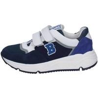 Chaussures Garçon Baskets basses Balducci FAL1051 BLEU