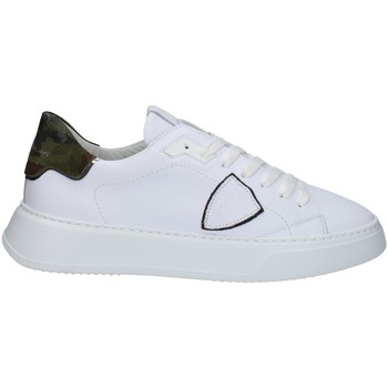 Chaussures Homme Baskets basses Philippe Model BTLUVC01 Blanc