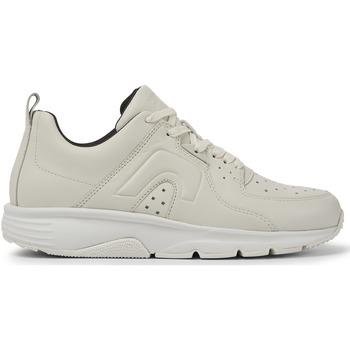Chaussures Femme Baskets mode Camper Baskets cuir DRIFT blanc