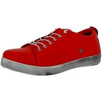 Chaussures Femme Baskets basses Andrea Conti DA.-SNEAKER ROUGE