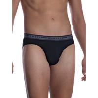 Sous-vêtements Homme Slips Olaf Benz Slip sport RED2059 Noir
