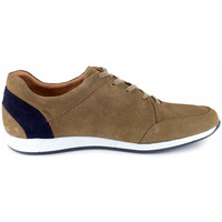 Chaussures Homme Baskets basses J.bradford TOLUCA Taupe Marron