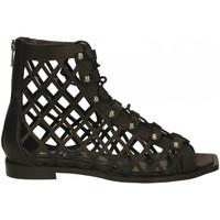 Chaussures Femme Sandales et Nu-pieds Mivida VITELLO nero