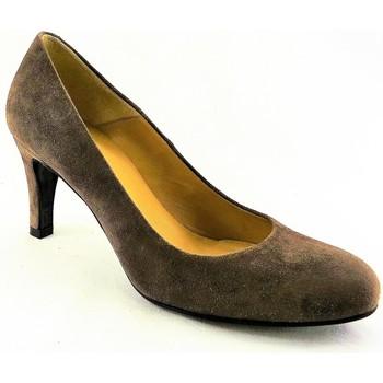 Chaussures Femme Escarpins Perlato 7304TERRA TAUPE
