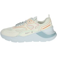 Chaussures Femme Baskets basses Date FUGA HF Blanc