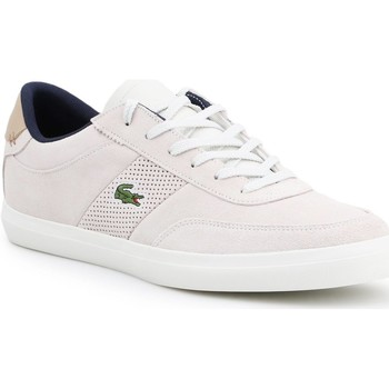 Chaussures Homme Baskets basses Lacoste Court-Master 418 1 CAM 7-36CAM0015-WN8 beżowy