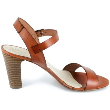 Chaussures Femme Sandales et Nu-pieds J.bradford JB-ALFA Camel Marron