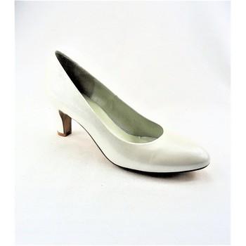 Chaussures Femme Escarpins Perlato 8909BLANCPERLE BLANC PERLE