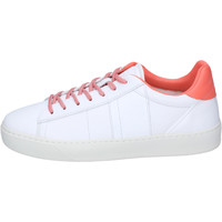 Chaussures Femme Baskets basses Woolrich Sneakers Cuir Blanc