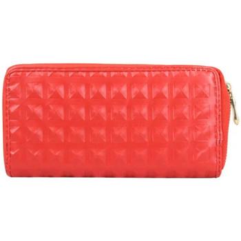 Sacs Femme Portefeuilles A Découvrir ! Portefeuille zippé Rouge motif rouge