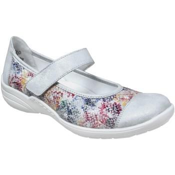 Chaussures Femme Ballerines / babies Remonte Dorndorf R7627 Gris multi