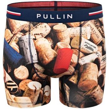 Sous-vêtements Homme Boxers Pullin Boxer  FASHION 2 BOUCHONS20 MULTICOLORE