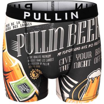 Sous-vêtements Homme Boxers Pullin Boxer  imprimé FASHION 2 PULLINBEER MULTICOLORE