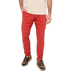 Vêtements Homme Pantalons Pullin Pantalon  DENING CHINO TANDORI ROUGE