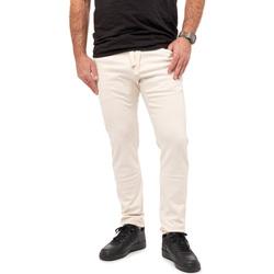 Vêtements Homme Pantalons Pullin Pantalon  DENING EPIC 2 BONE BLANC