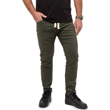 Vêtements Homme Jeans slim Pullin Pantalon  DENING EPIC 2 EMPIRE VERT