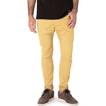 Vêtements Homme Pantalons Pullin Pantalon  DENING JUMP JUMPSUNSET JAUNE