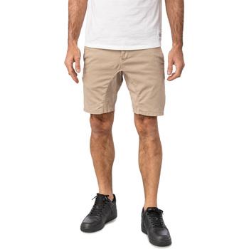 Vêtements Homme Shorts / Bermudas Pullin Short  DENING SHORT CHINO LIN BEIGE