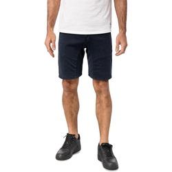 Vêtements Homme Shorts / Bermudas Pullin Short  DENING SHORT CHINO NAVY BLEU