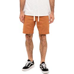Vêtements Homme Shorts / Bermudas Pullin Short  DENING SHORT EPIC 2 ALMOND MARRON